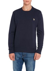 Zebra Crew Regular Fit Plain Sweatshirt