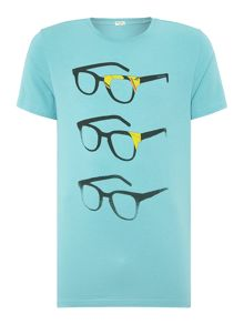 Glasses Graphic Exclusive T-Shirt