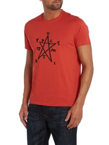 Paul Smith Jeans Star Graphic T-Shirt