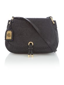 Paulden black crossbody bag