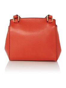 Whitby orange small crossbody bag