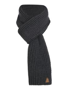Army & Navy Classic ribbed scarf