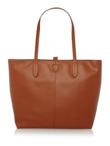 Crawley tan large tote bag