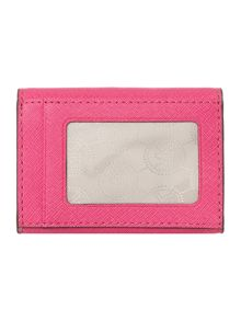 Jetset Travel pink small flapover coin purse