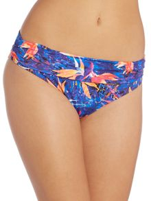 Tropical Splash Goddess Bikini Brief