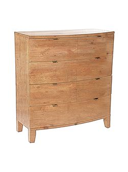 Lyon light 7 drawer chest