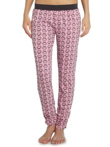 All Over Print Bunny Jersey Legging