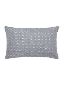Quilted spot cushion
