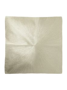 Casa Couture Nimbus Cushion Silver