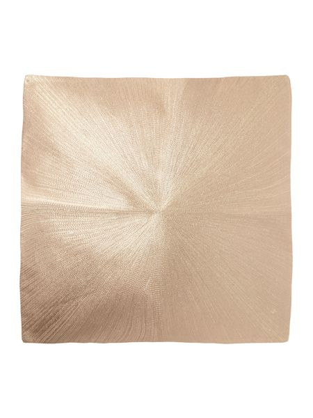 Casa Couture Nimbus Cushion Rose Gold