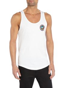 Santa Monica Regular Fit Graphic Vest