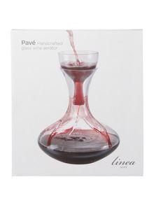Linea Sommelier Red Wine Carafe & Aerator