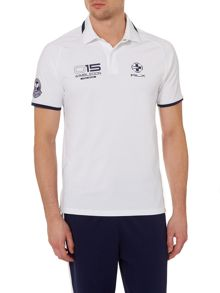 Polo Ralph Lauren Rlx Wimbledon Logo Tech Polo Shirt