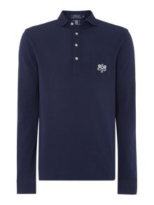 Wimbledon Custom Fit Polo Shirt