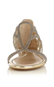 Karen Millen Essential flat sandals