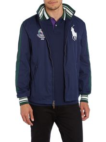 Polo Ralph Lauren Wimbledon Windbreaker Jacket