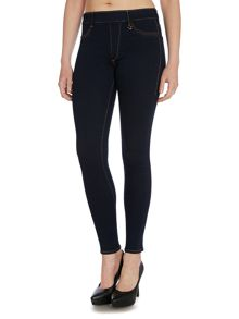 True Religion The runway legging jean in body rinse