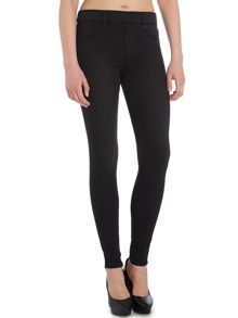 True Religion The runway legging jean in fixed to thrill