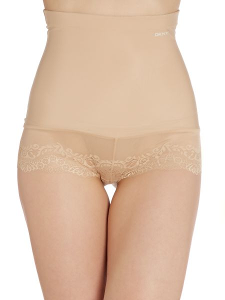 DKNY Seductive Lights Hi Waist Shaping Shortie