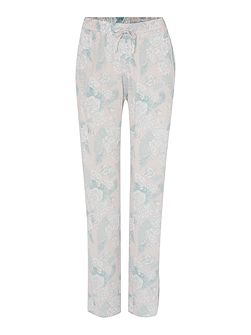 Soft Blooms Woven Trouser