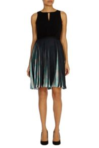 Elbany pleated dress