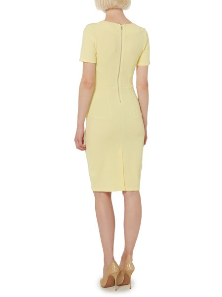 Therapy Panel body con dress