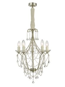 Palace 5LT chandelier