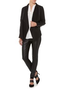 Episode Waterfall front blazer