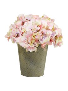 Shabby Chic The Hydrangea Arrangement