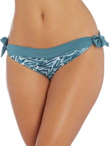 Mystic Cooley Tie Side Brief