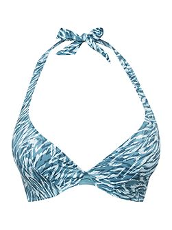 Mystic Cooley Large Cup Hidden Wire Bikini