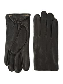 Linea Smart Leather Gloves