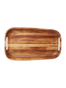 Rectangular Acacia Tray