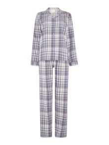 Linea Check PJ Set