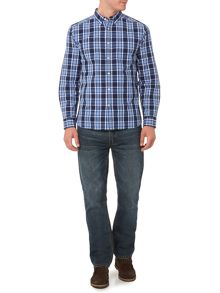 Carlsbad Long Sleeve Checked Shirt