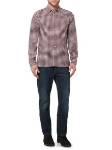 Howick Hawthorne Gingham Long Sleeve Shirt