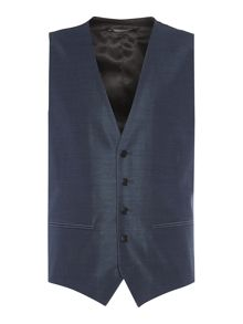 Kenneth Cole Pinsent Silk Tonic Waistcoat