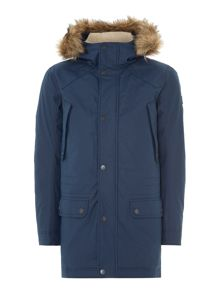 Duck and Cover Enforce Down Filled Arctic Parka Coat