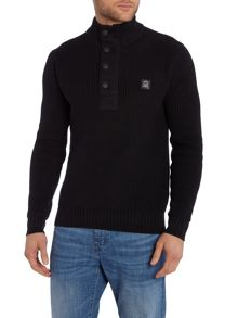 Duck and Cover Yarm-2 Knit Jumper