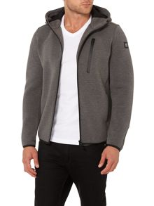Duck and Cover Unite hooded sweatshirt