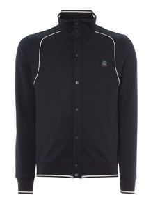 Duck and Cover Watt zip thru trackie top