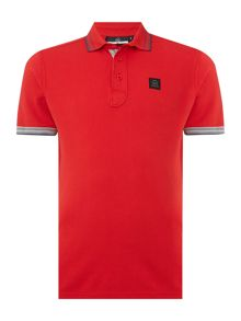 Duran short sleeve classic polo shirt