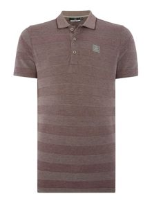 Mason short sleeve pique polo