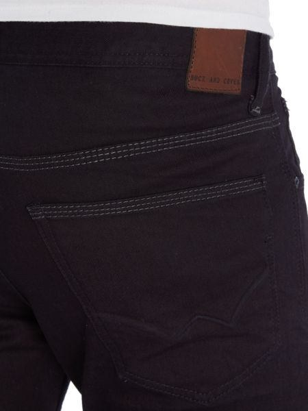 Duck and Cover Boxren jeans straight tapered
