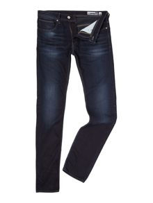 Duck and Cover Straight Fit Tapered Boxren Jeans