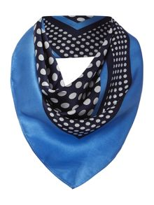 Dickins & Jones Spot Silk Neckerchief