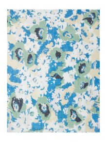 Dickins & Jones Poppy Floral Scarf
