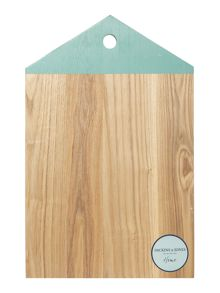 Dickins & Jones House chopping board