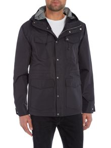 Original Penguin Hedley Casual Full Zip Parka Coat