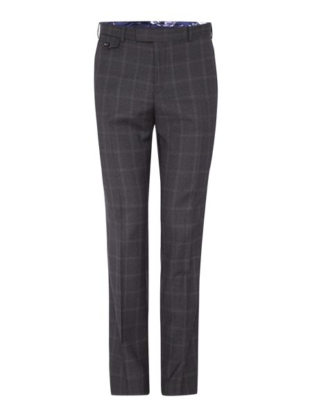 Ted Baker Modcor Window Pane Check Suit Trousers